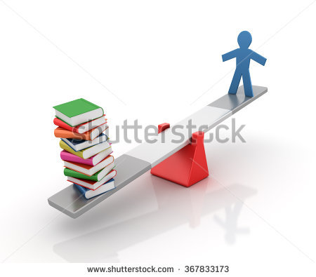 stock-photo-pictogram-people-and-books-balancing-on-a-seesaw-balance-concept-high-quality-d-render-367833173